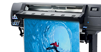 Wide & Large format printing